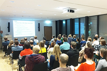 CRISPR/Cas9 and TurboKnockout-Related Seminar 1: CECAD