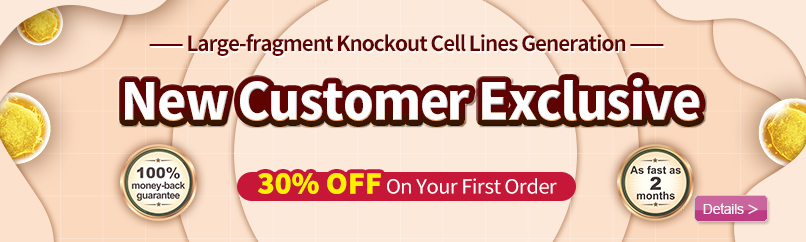 Knockout Cell Line -30% OFF